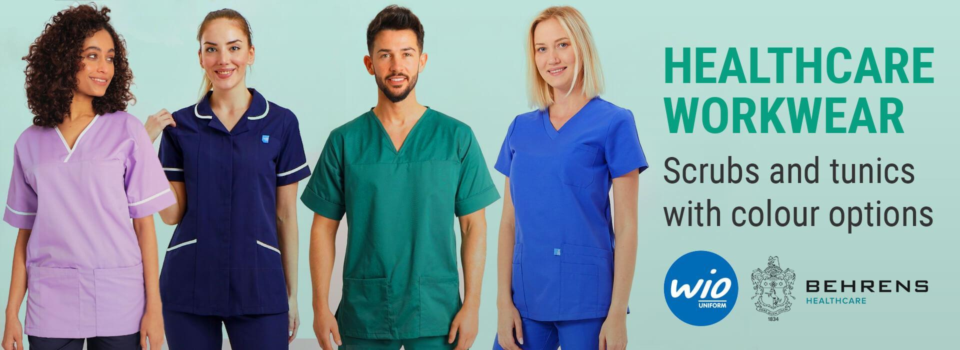 Quality Healthcare garments available