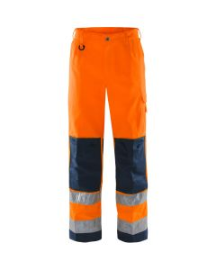 High Visibility trousers Class 2 - front