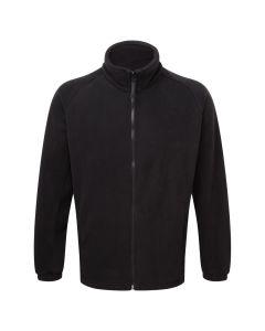 Fort Melrose Fleece Jacket in black