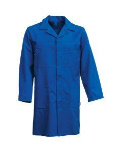 Royal Blue Lab Coat