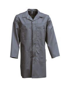 Dark Grey Lab Coat