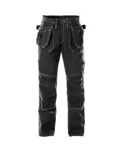 Fristads Craftsman Trousers 100282 Black