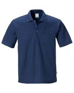 Fristads Navy Blue Polo Shirt 127688