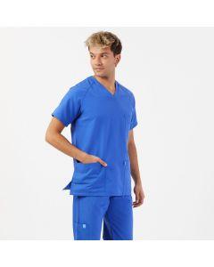 Men's Scrubs in Royal Blue