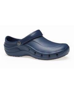 Toffeln EziKlog Shoes Navy Blue