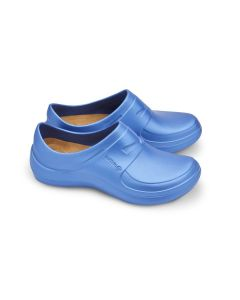 Toffeln AktivLite shoes in Metallic Blue