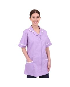 Ladies Healthcare Tunic in Lilac