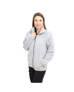 ESD Grey Thick Fleece