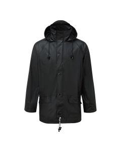 Black Airflex Waterproof Jacket