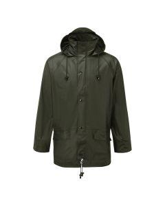 Green Airflex Waterproof Jacket
