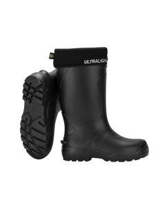 Explorer Black Wellington Boots