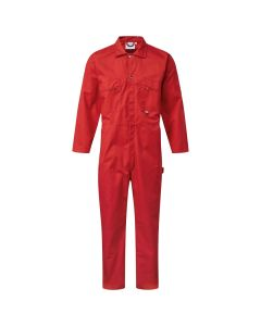 A bright functional designed coverall for hard working environments