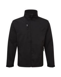 Fort Workwear's Selkirk Black Softshell Jacket