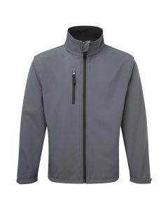 Softshell Jacket in Grey