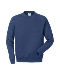 Fristads Navy Blue Sweatshirt is high quality functional workwear
