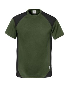 Outstanding polyester cotton mix material t-shirt from Fristads