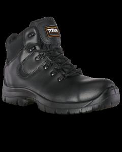 Titan Black Hiker Safety Boot conforms to EN ISO 20345